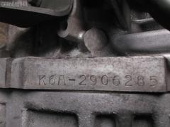 Подушка двигателя NISSAN MOCO MG21S K6A Фото 6