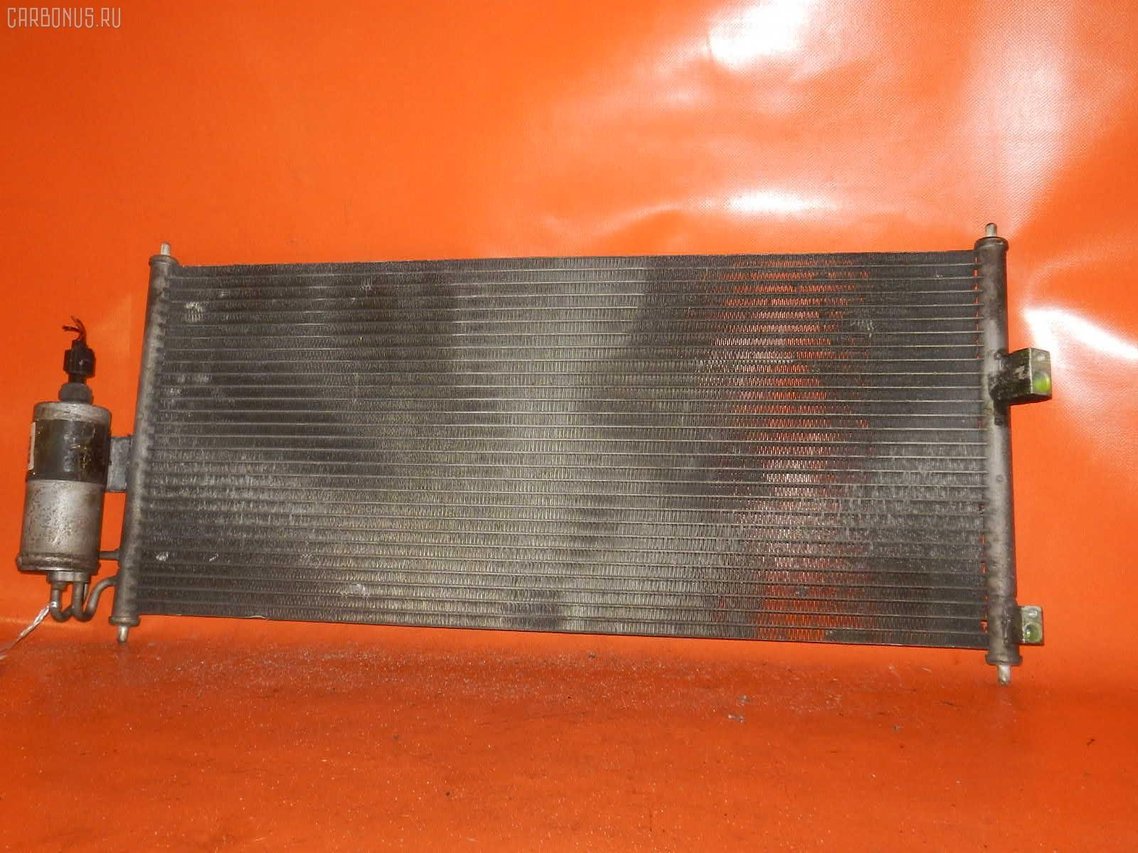 Радиатор кондиционера NISSAN SUNNY FB15 QG15DE Фото 2