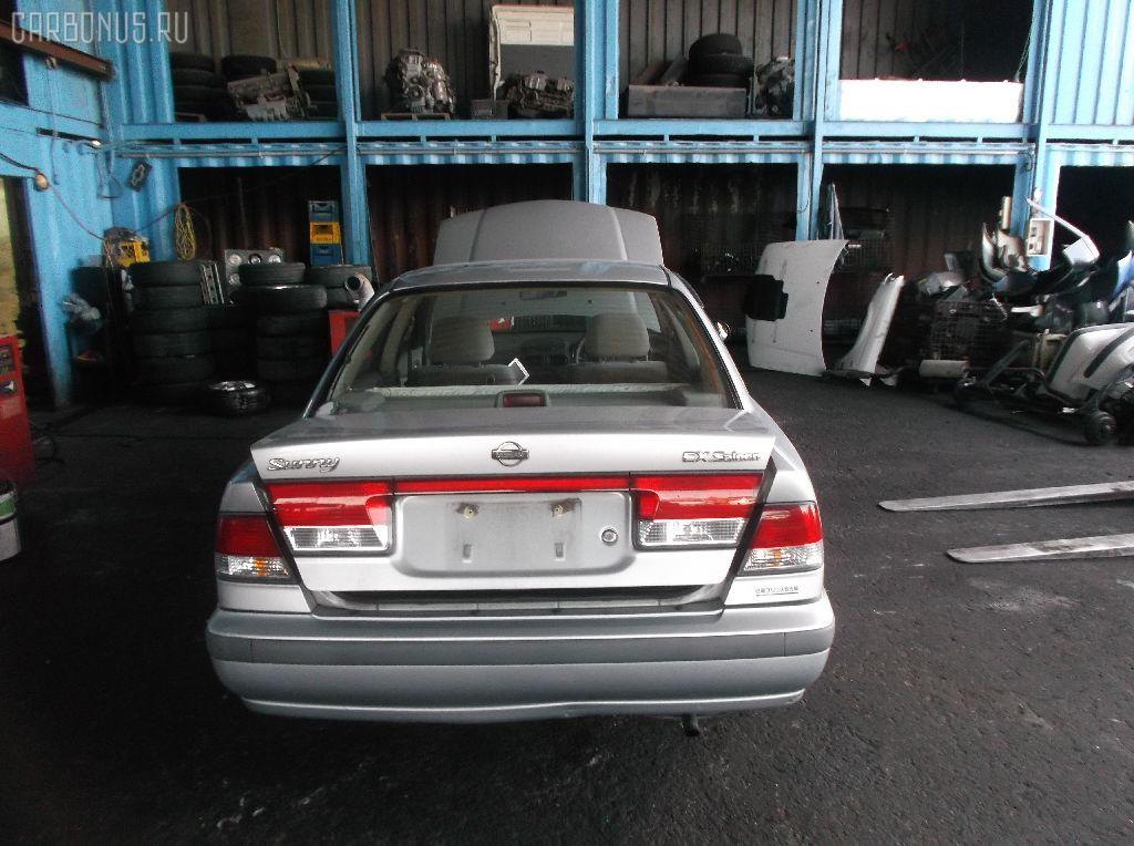 Тросик на коробку передач NISSAN SUNNY FB15 QG15DE Фото 3