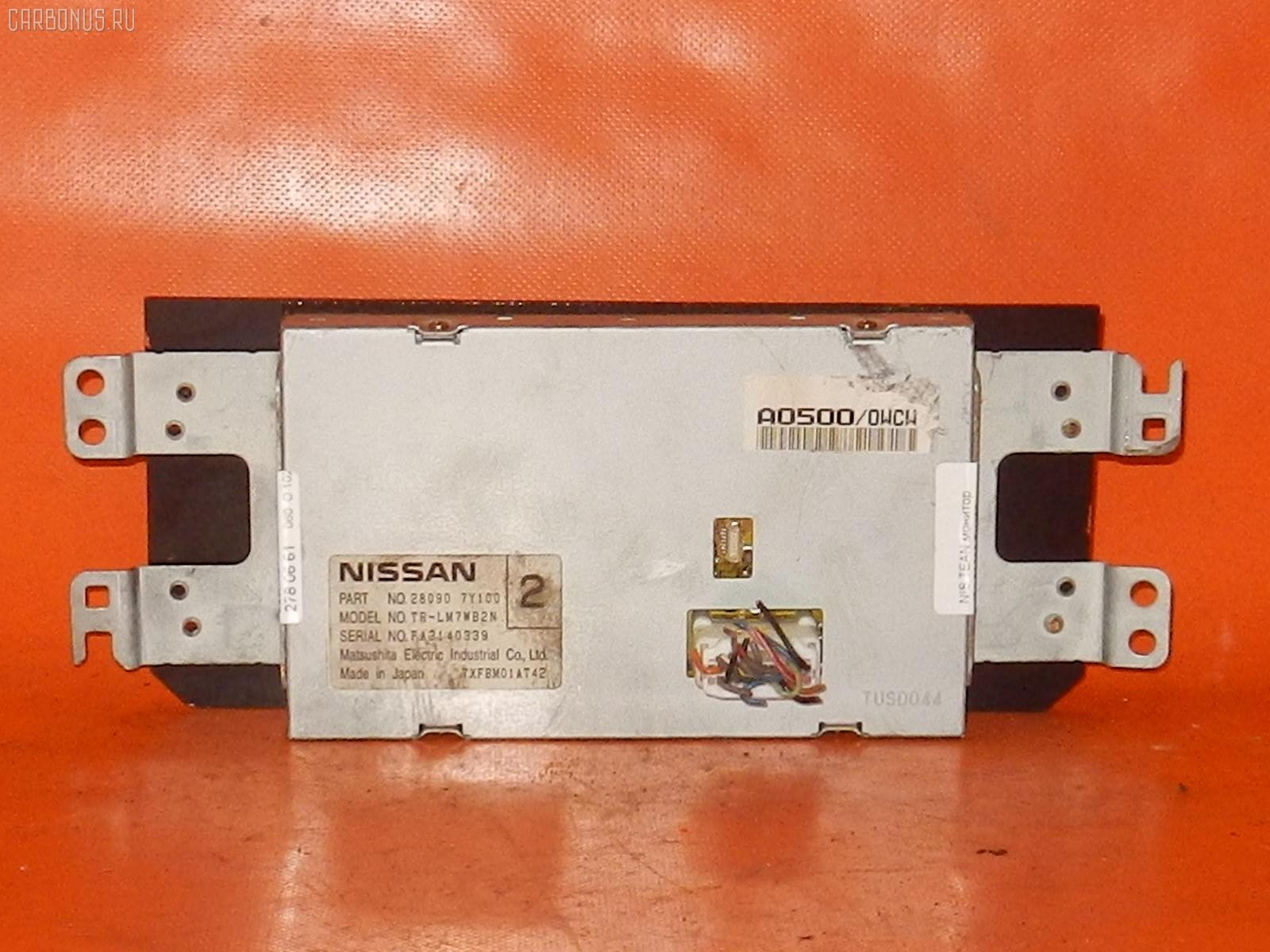 Дисплей информационный NISSAN TEANA J31. Фото 2
