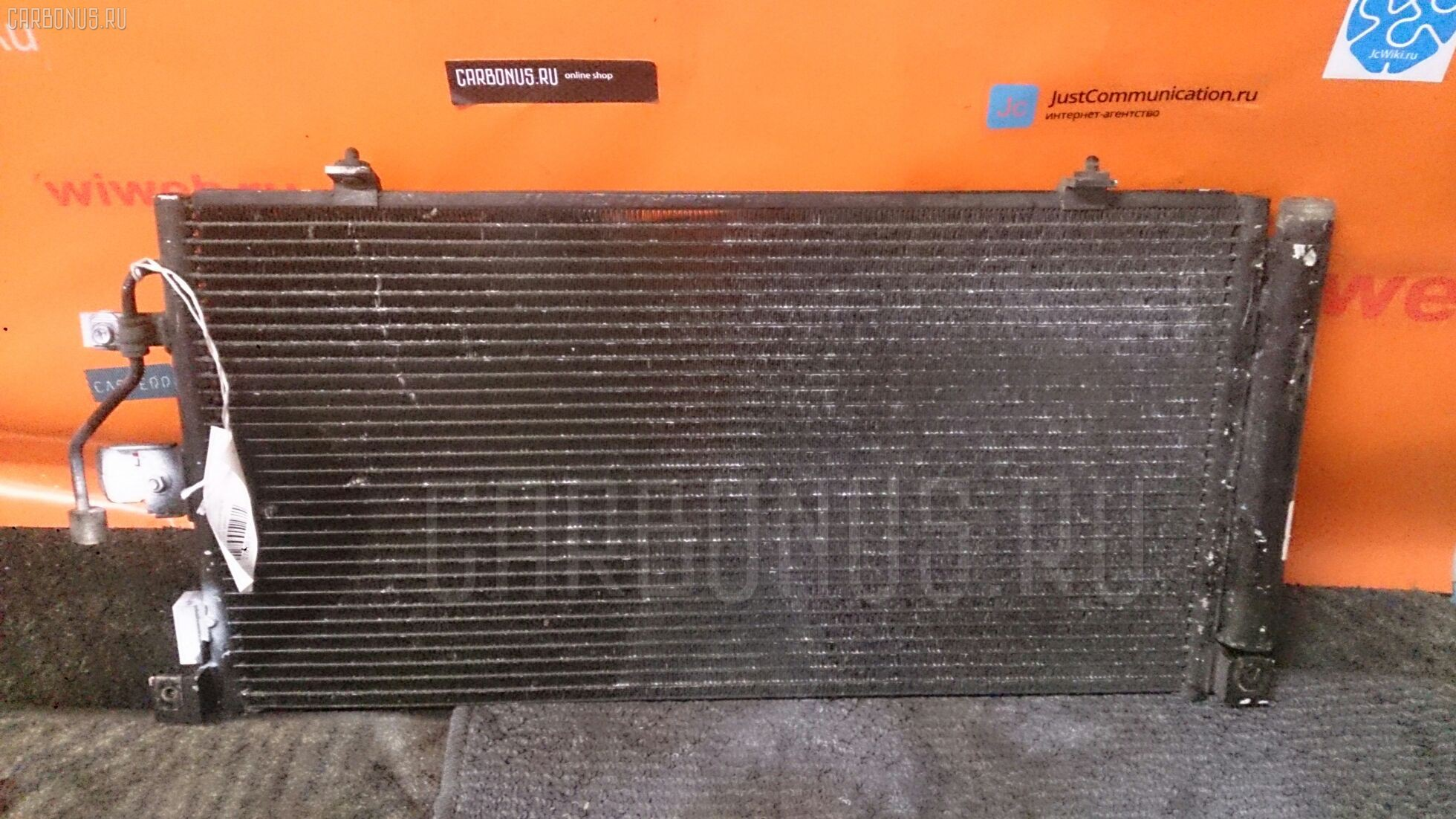 Радиатор кондиционера SUBARU LEGACY WAGON BH5 EJ206 Фото 3