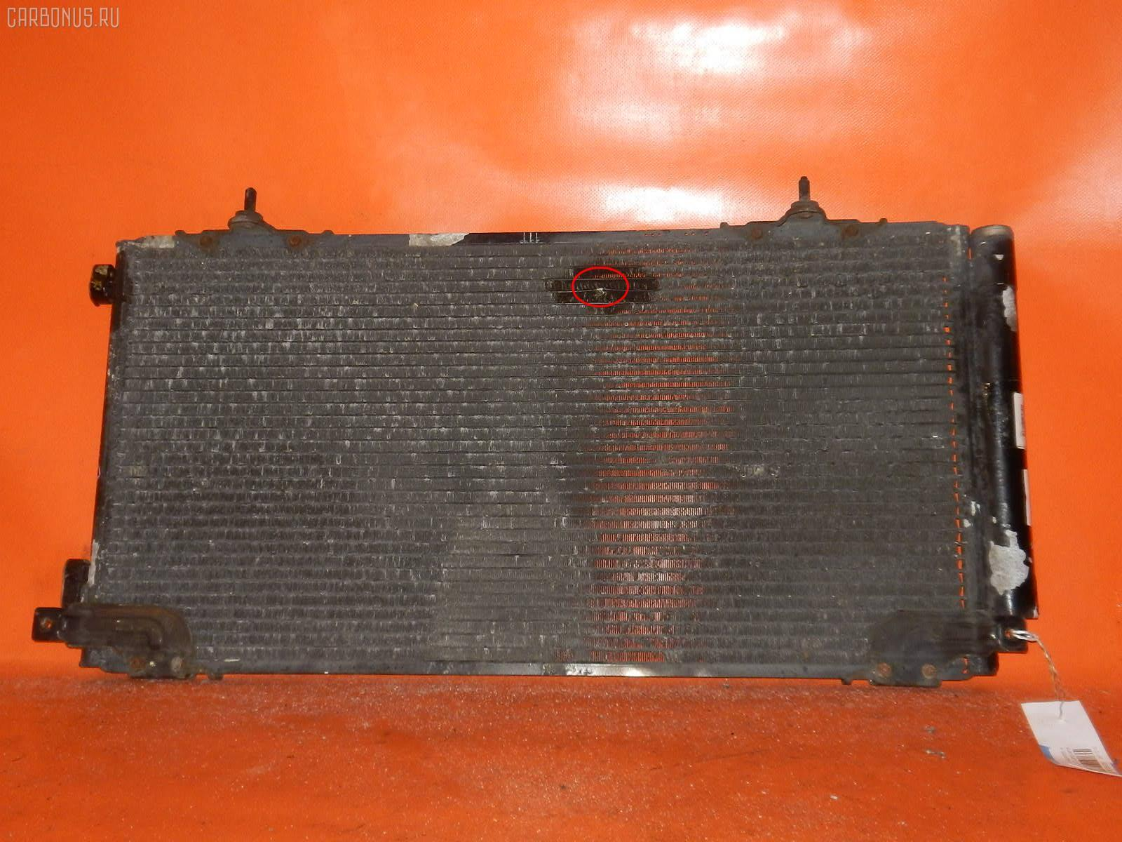 Радиатор кондиционера SUBARU LEGACY WAGON BH5 EJ20. Фото 9