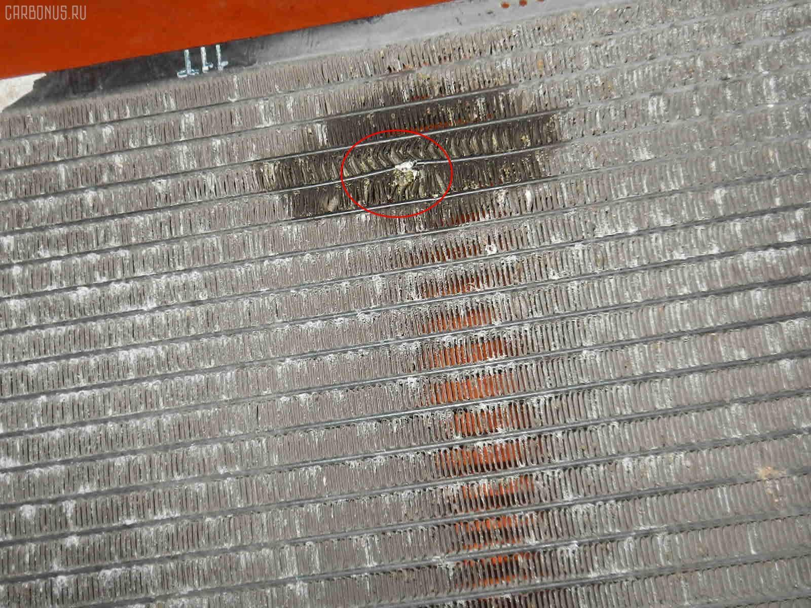 Радиатор кондиционера SUBARU LEGACY WAGON BH5 EJ20. Фото 8