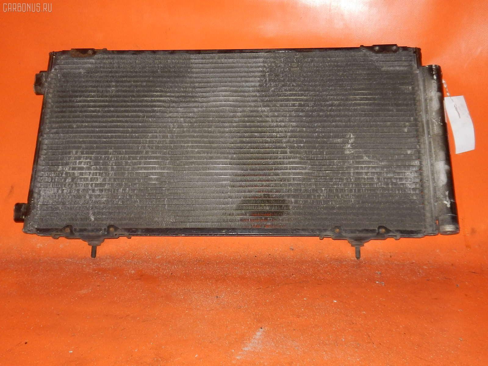 Радиатор кондиционера SUBARU LEGACY WAGON BH5 EJ20. Фото 10