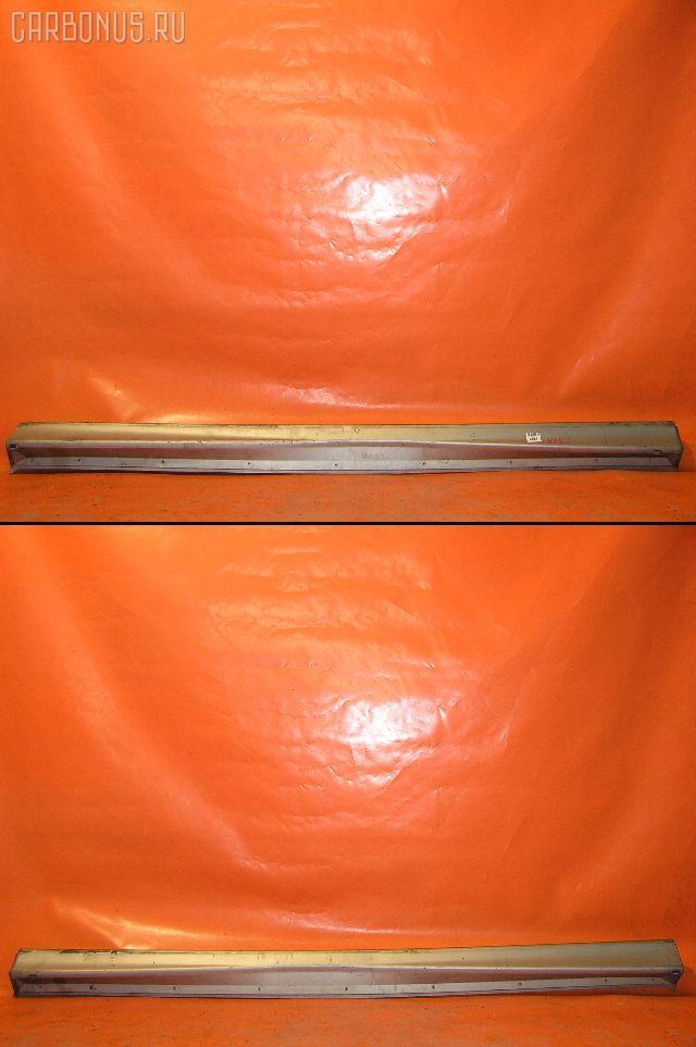 Порог кузова пластиковый ( обвес ) MITSUBISHI DIAMANTE F31A. Фото 2