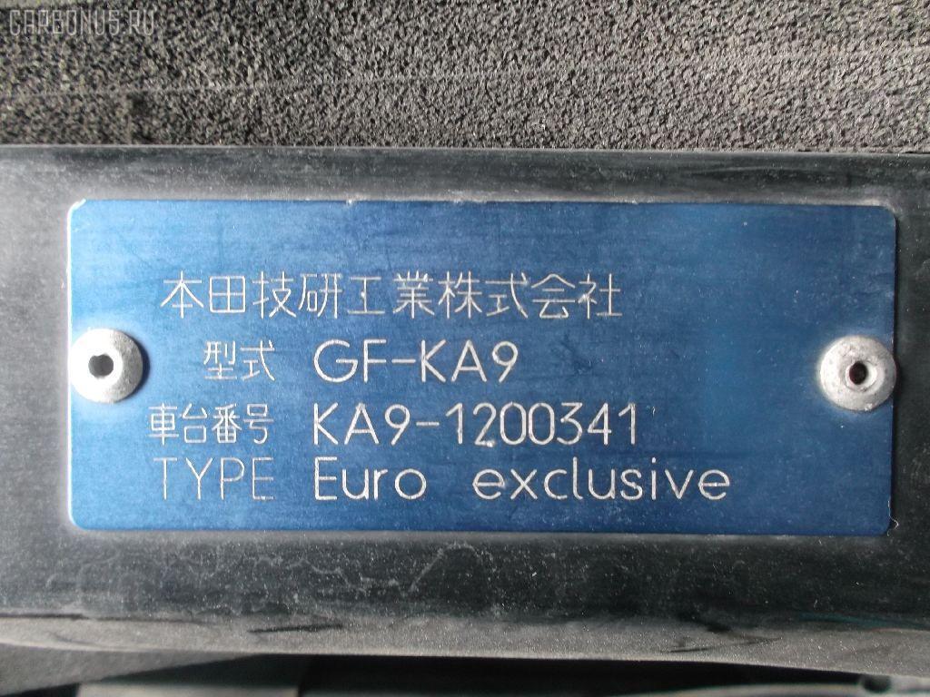 Радиатор кондиционера HONDA LEGEND KA9 C35A Фото 7