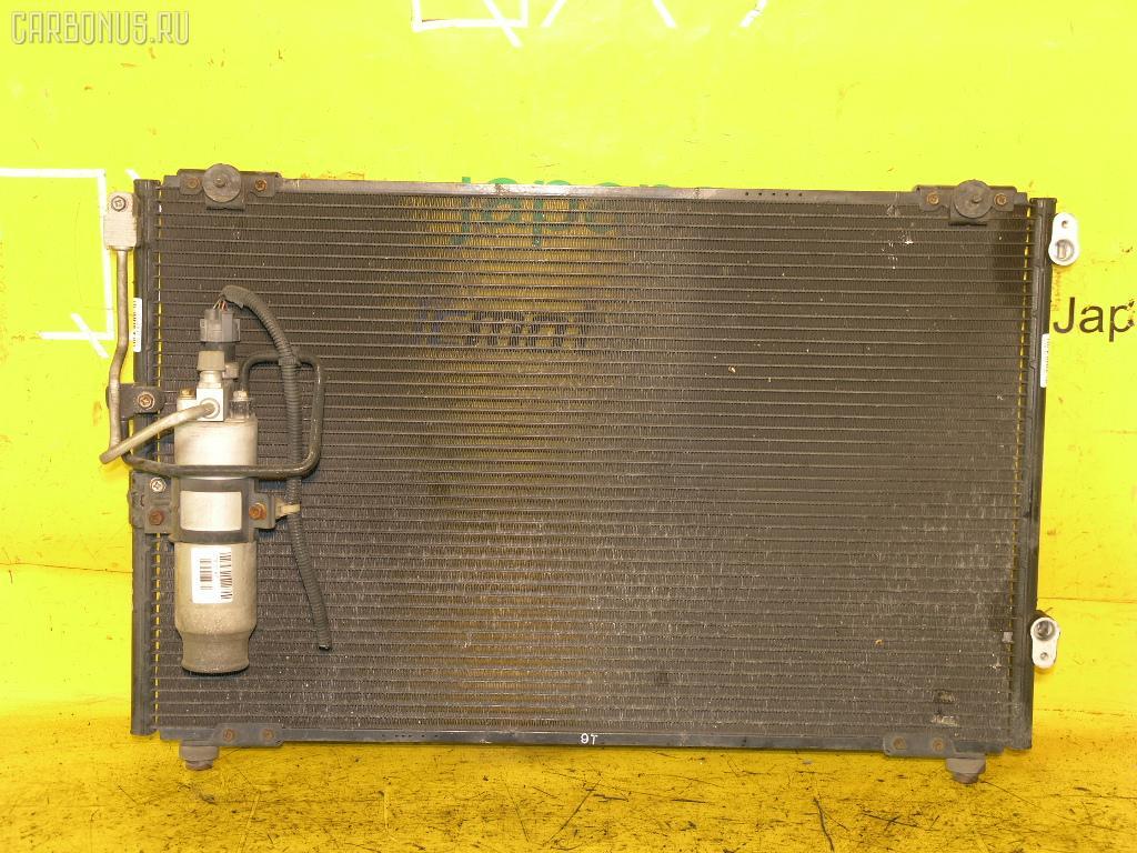 Радиатор кондиционера HONDA LEGEND KA9 C35A. Фото 1