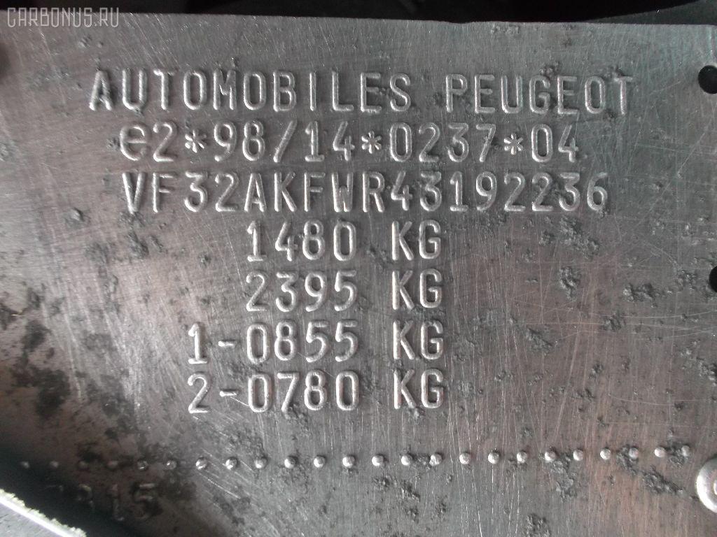 Air bag PEUGEOT 206 2AKFW Фото 9