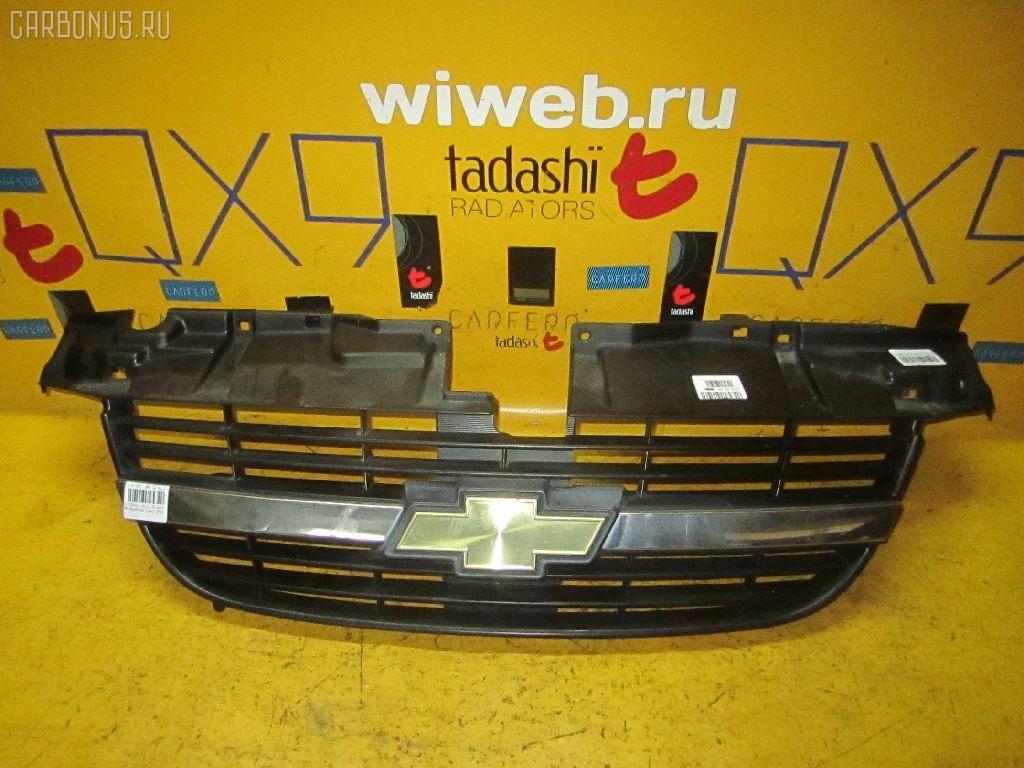 Решетка радиатора SUZUKI CHEVROLET CRUZE HR51S Фото 1