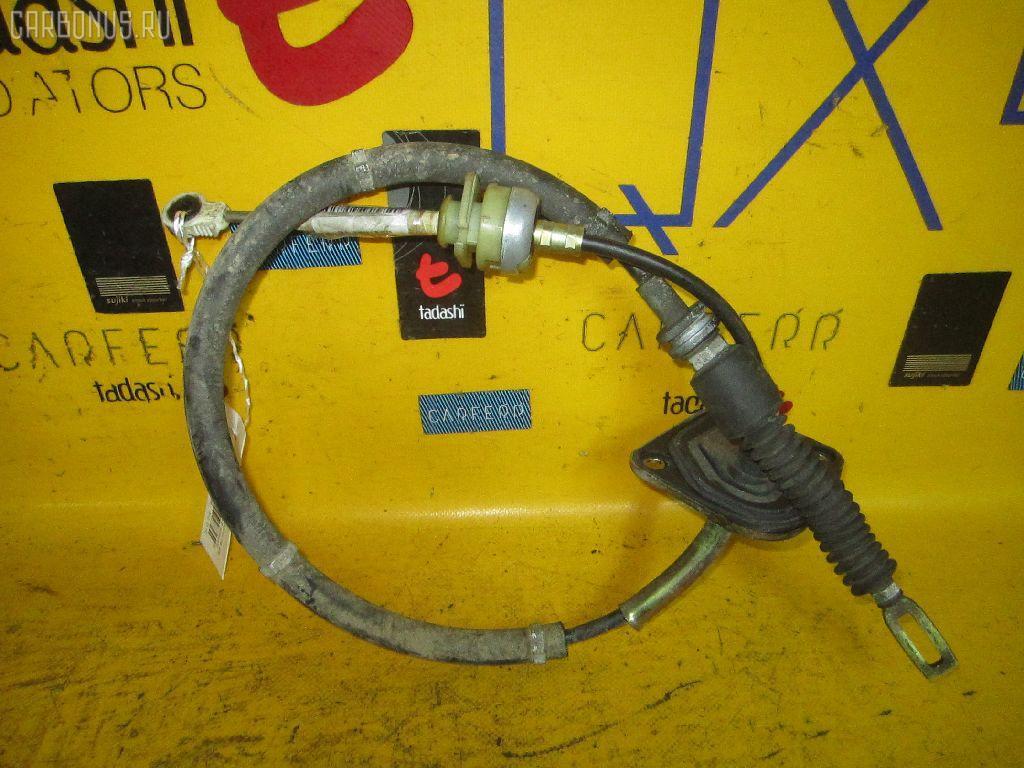 Тросик на коробку передач DAIHATSU MAX L950S EF-VE Фото 1