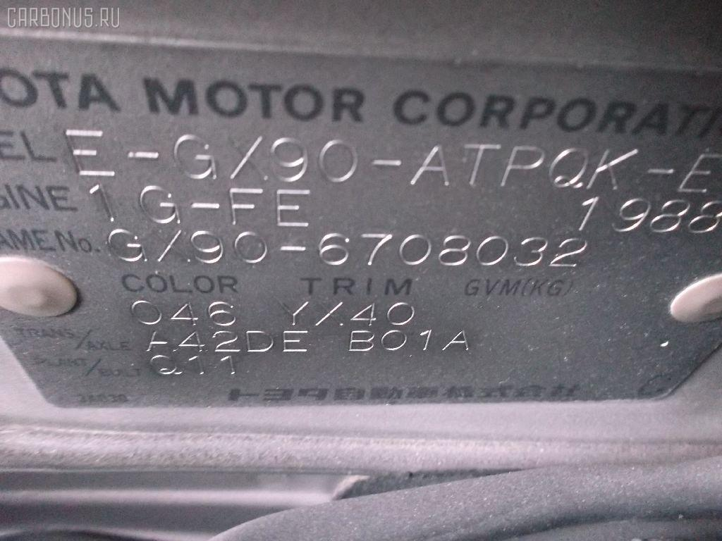 Зеркало двери боковой TOYOTA MARK II GX90 Фото 8