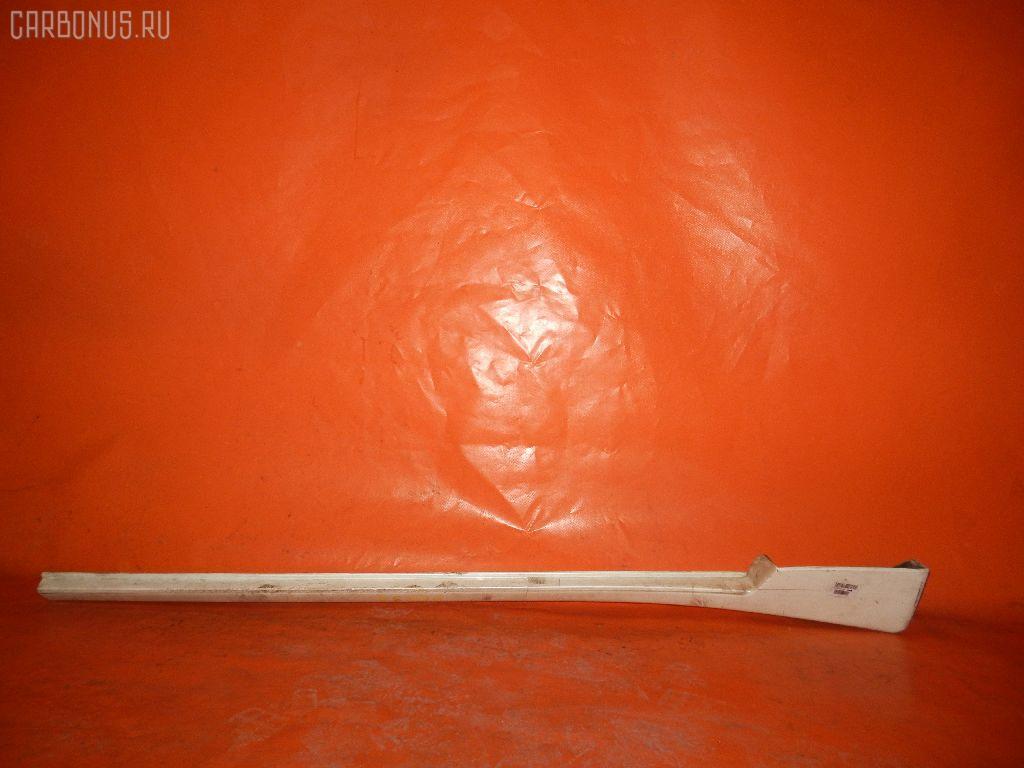 Порог кузова пластиковый ( обвес ) NISSAN CIMA FHY33 Фото 1