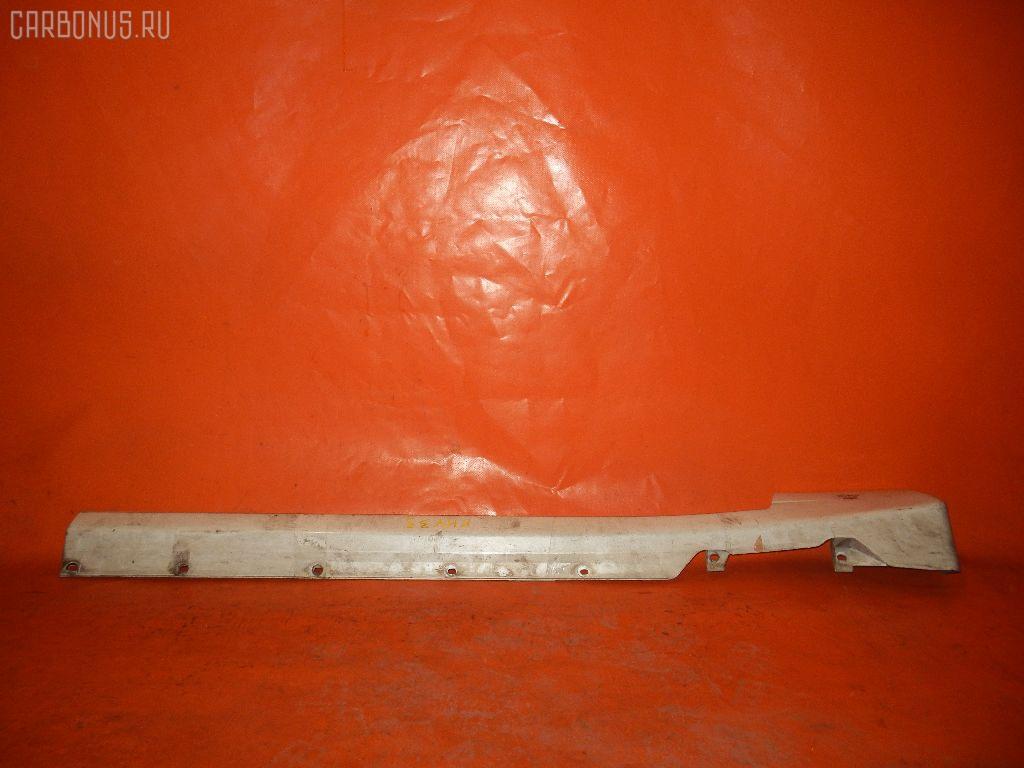 Порог кузова пластиковый ( обвес ) NISSAN CIMA FHY33 Фото 2