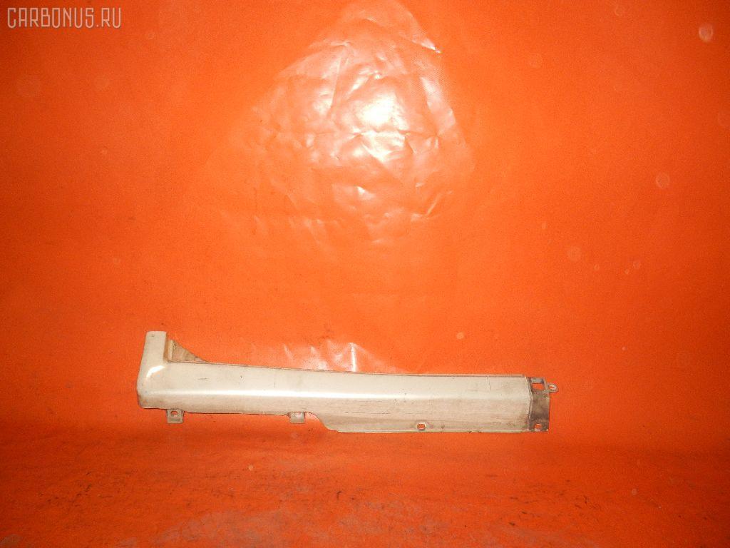 Порог кузова пластиковый ( обвес ) NISSAN CIMA FHY33 Фото 4