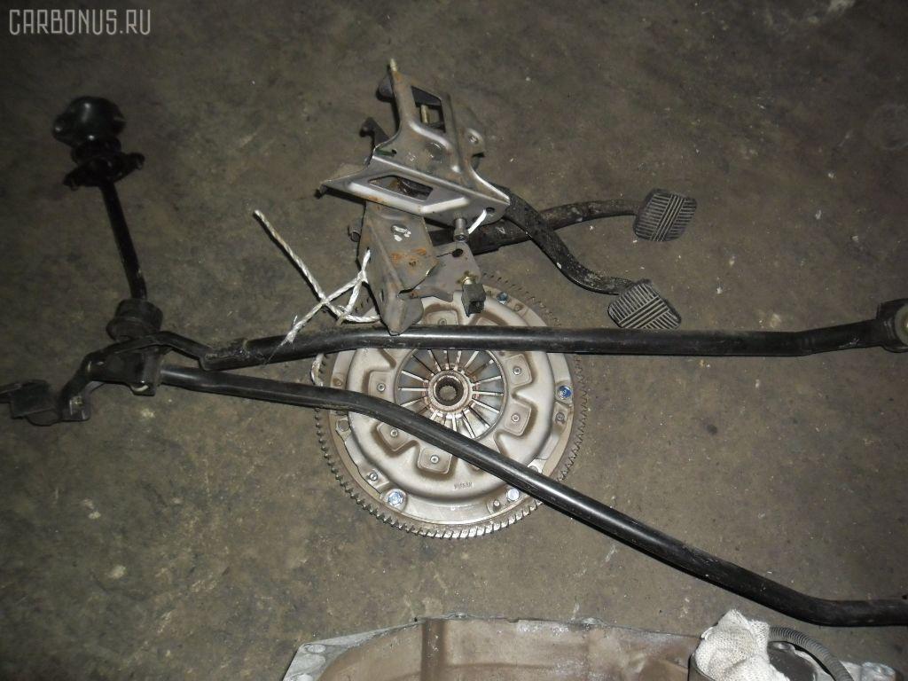 КПП механическая NISSAN PULSAR FN15 GA15DE Фото 4