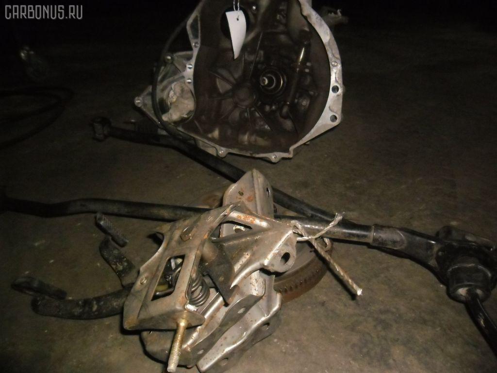 КПП механическая NISSAN PULSAR FN15 GA15DE Фото 5