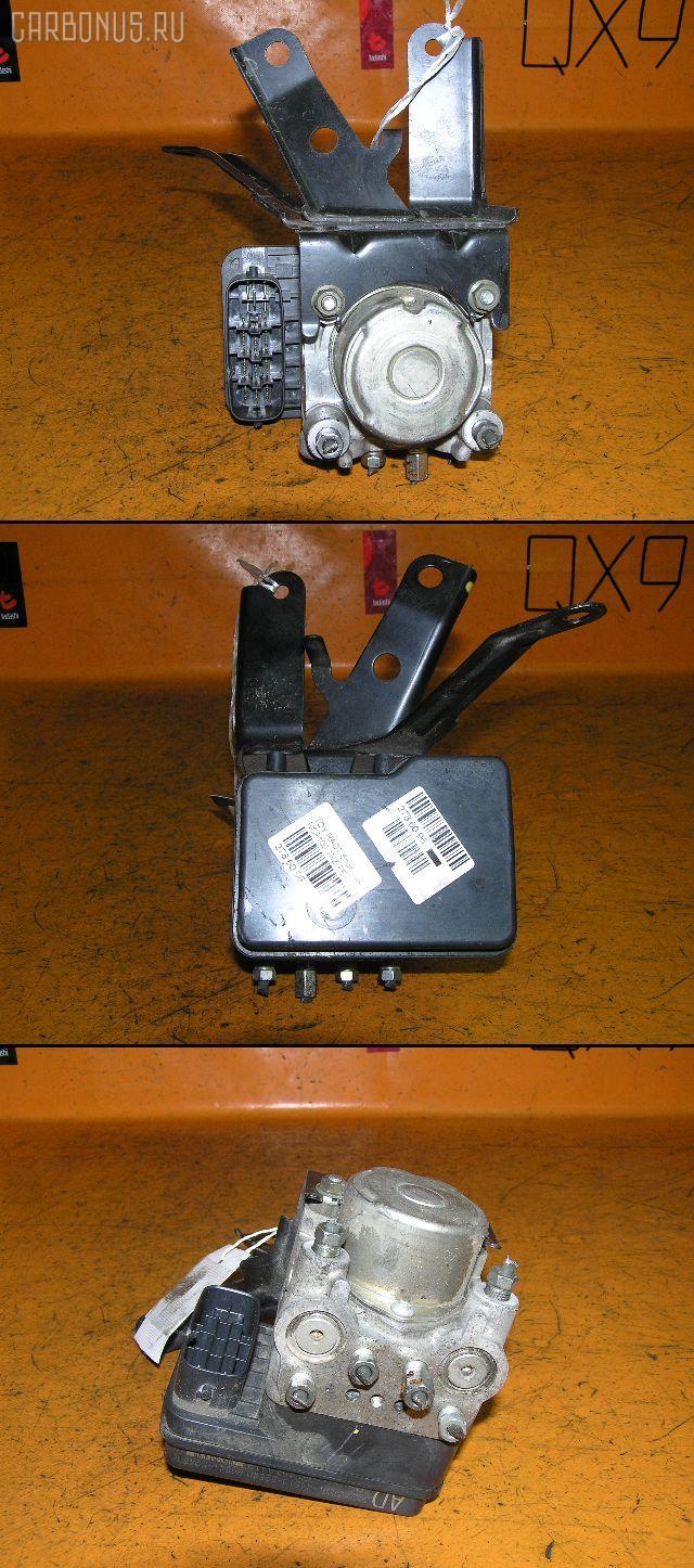 Блок ABS TOYOTA RACTIS NCP100 1NZ-FE Фото 1