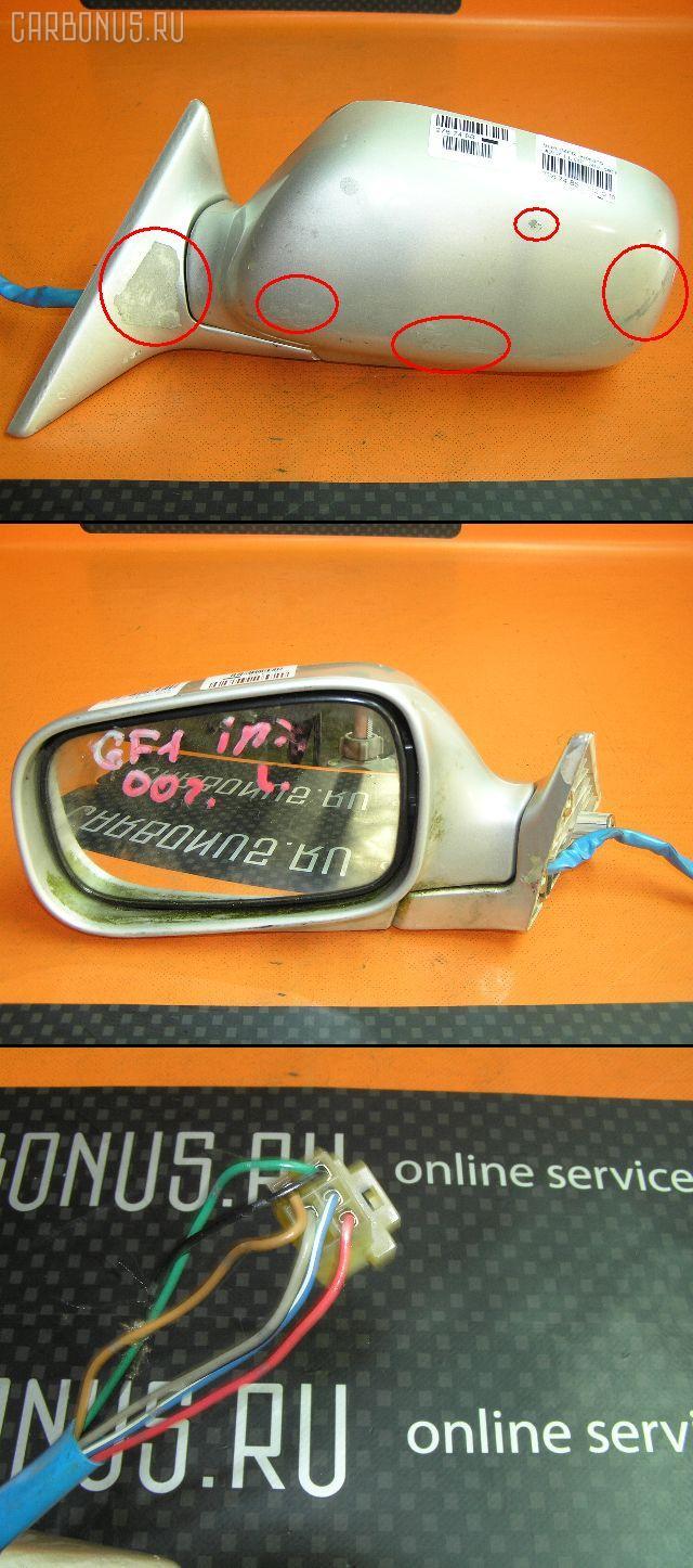Зеркало двери боковой SUBARU IMPREZA WAGON GF1. Фото 4