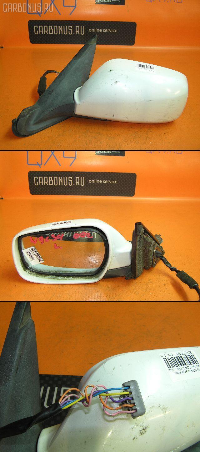 Зеркало двери боковой NISSAN STAGEA WGC34 Фото 1