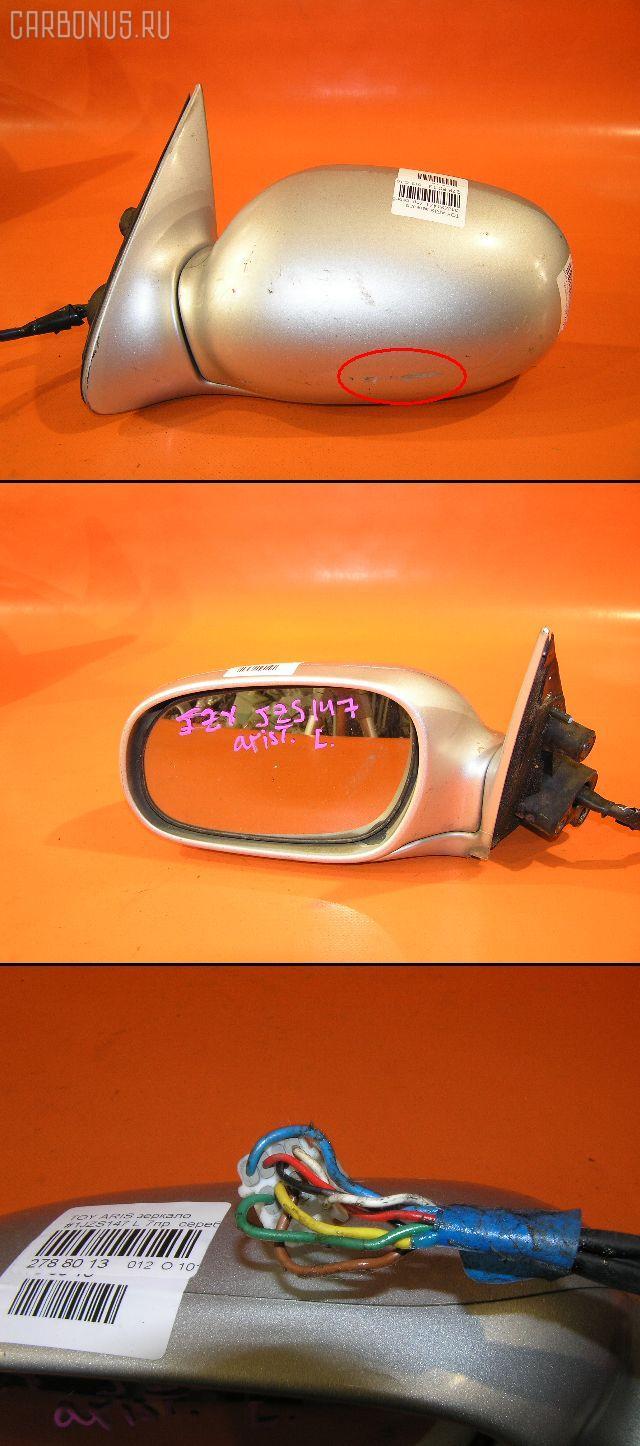 Зеркало двери боковой TOYOTA ARISTO JZS147. Фото 2