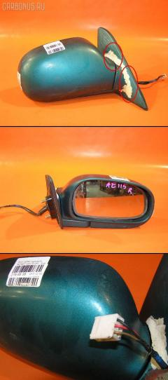 Зеркало двери боковой Toyota Sprinter carib AE115G Фото 1