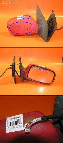 Зеркало двери боковой Toyota Ist NCP61 Фото 1