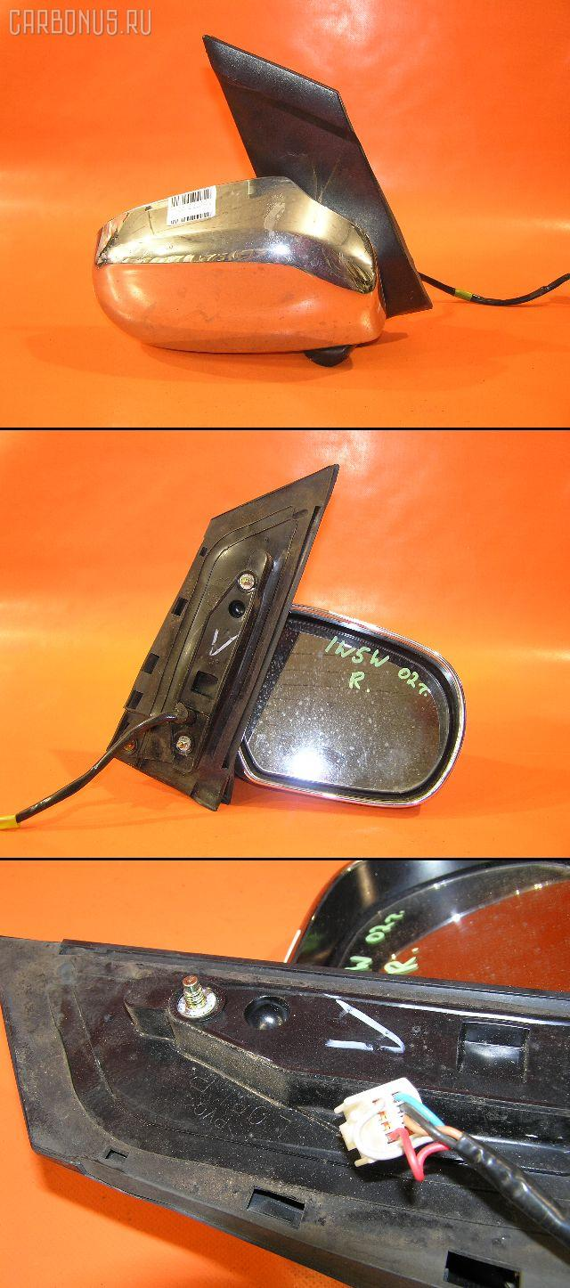 Зеркало двери боковой MAZDA MPV LW5W. Фото 8