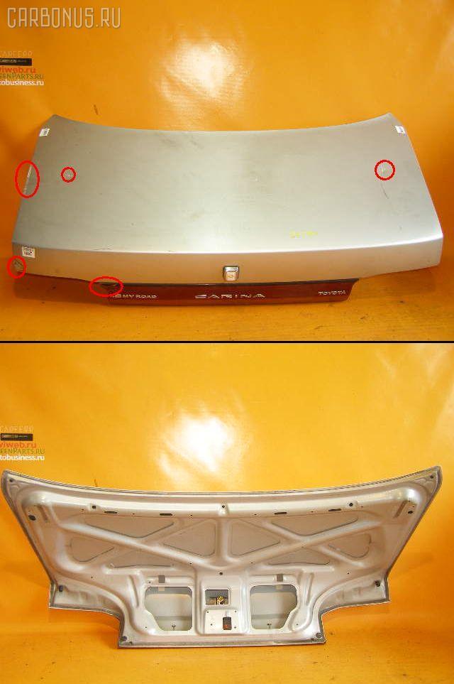 Крышка багажника TOYOTA CARINA ST170 Фото 1