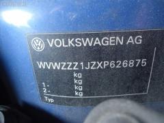 Бампер Volkswagen Golf iv 1JAGN Фото 3