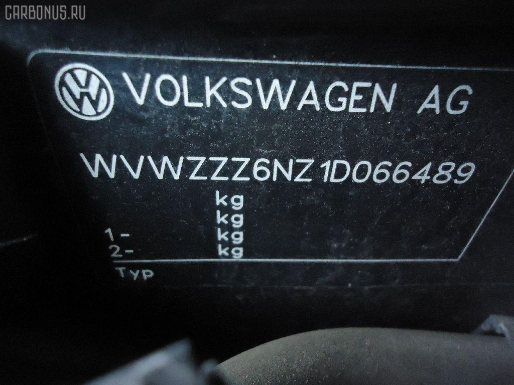 Жесткость бампера VOLKSWAGEN POLO 6NAHW Фото 3