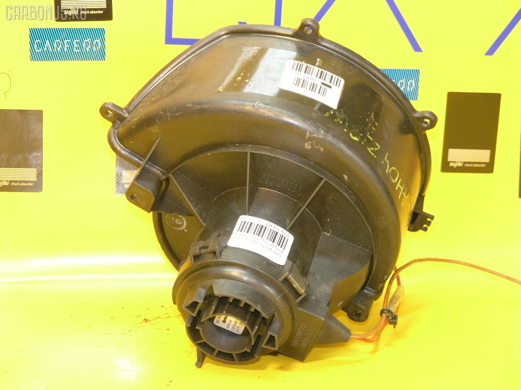 Мотор печки OPEL ASTRA H AH04Z18W Фото 2.