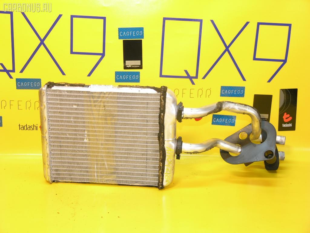 Радиатор печки OPEL ASTRA H AH04Z18W Z18XE Фото 2.