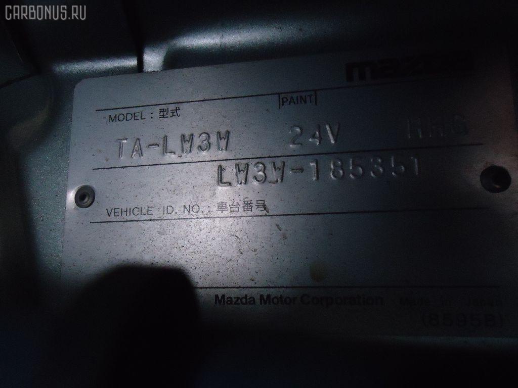 Решетка под лобовое стекло MAZDA MPV LW3W Фото 2