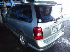 Блок управления климатконтроля Mazda Mpv LW3W L3 Фото 6