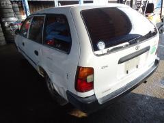 Консоль магнитофона Toyota Corolla wagon EE107V Фото 6