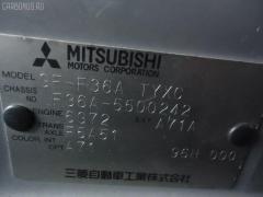 Радиатор кондиционера Mitsubishi Diamante F36A 6G72 Фото 4