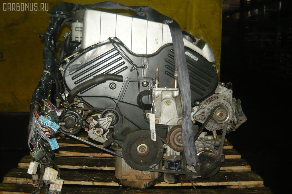 Двигатель MITSUBISHI DIAMANTE F36A 6G72. Фото 2