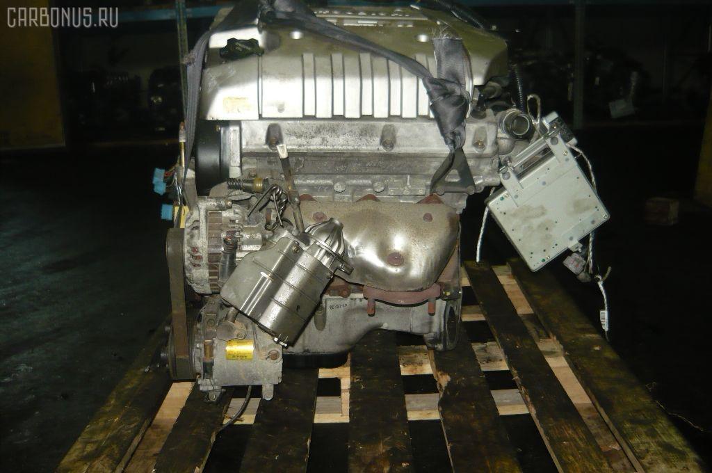 Двигатель MITSUBISHI DIAMANTE F36A 6G72. Фото 4