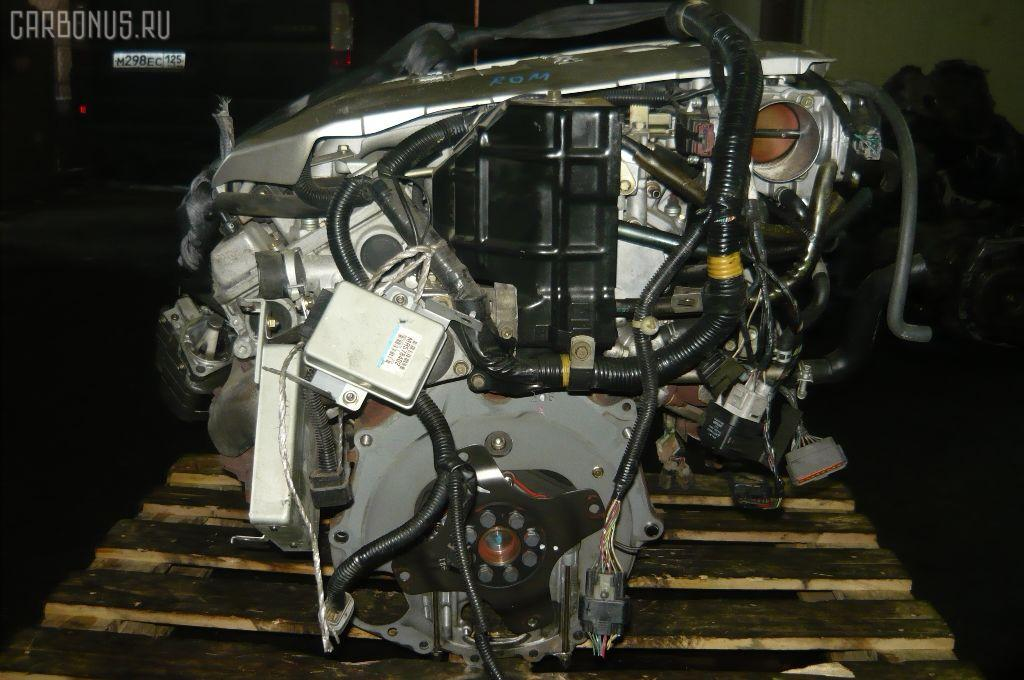 Двигатель MITSUBISHI DIAMANTE F36A 6G72. Фото 5