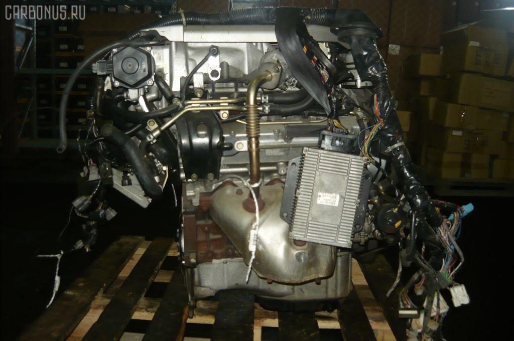 Двигатель MITSUBISHI DIAMANTE F36A 6G72. Фото 6