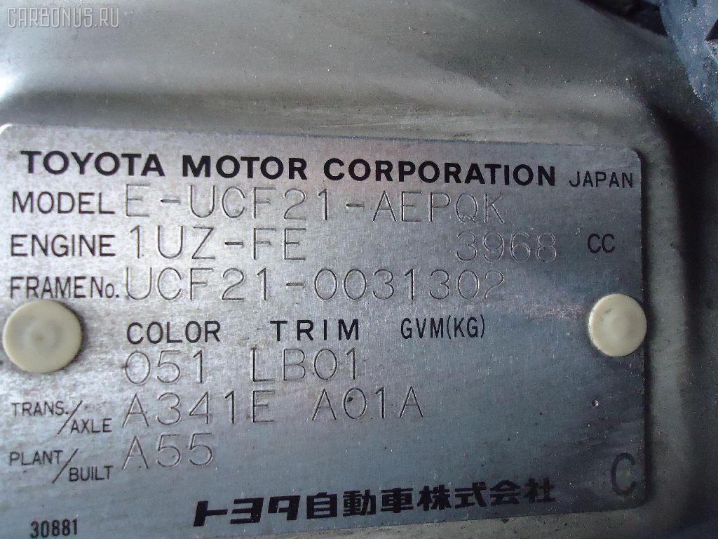 Рулевая рейка TOYOTA CELSIOR UCF21 1UZ-FE Фото 2