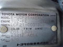 Радиатор печки TOYOTA CELSIOR UCF21 1UZ-FE Фото 2