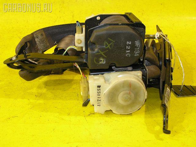 Ремень безопасности TOYOTA MARK II GX81 1G-FE Фото 1