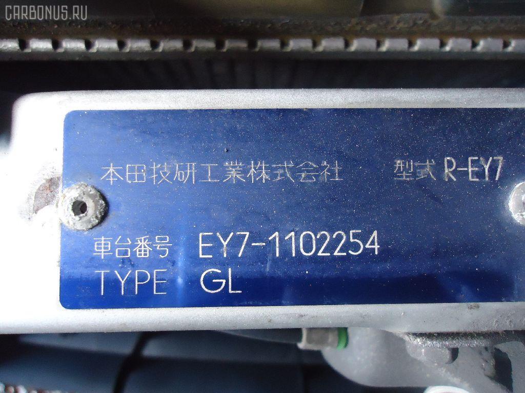 Блок управления климатконтроля HONDA PARTNER EY7 D15B Фото 2