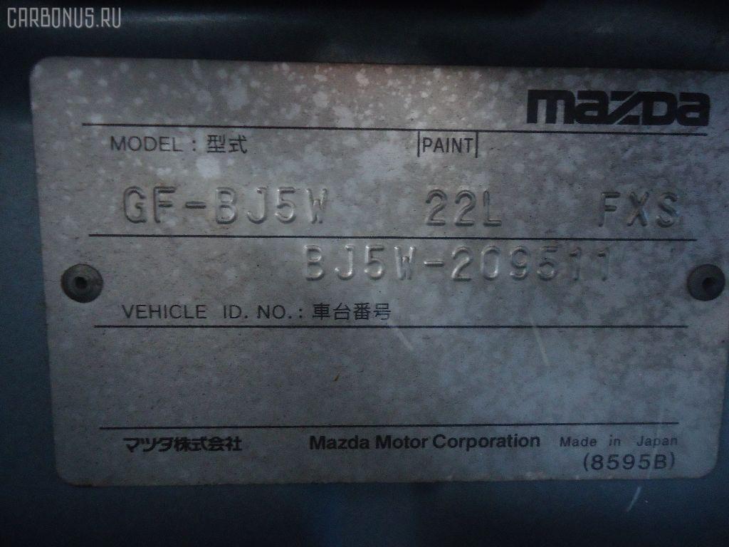 Стеклоподъемный механизм MAZDA FAMILIA S-WAGON BJ5W Фото 3