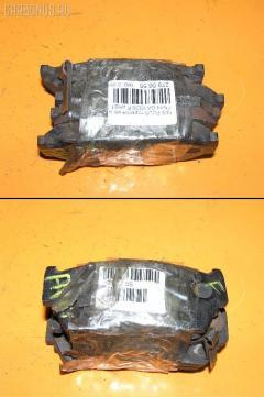Тормозные колодки на Nissan Pulsar FN14 GA15DS 4108060Y25, Переднее расположение