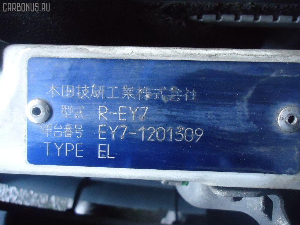 Радиатор печки HONDA PARTNER EY7 D15B Фото 3