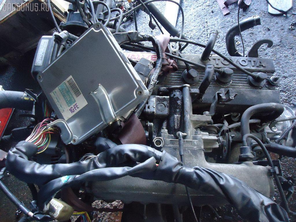 Ремень безопасности TOYOTA CRESTA GX81 1G-FE Фото 5