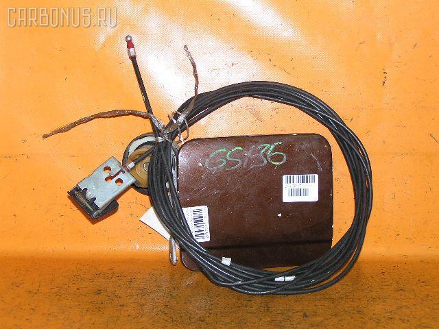 Тросик топливного бака TOYOTA CROWN WAGON GS136 Фото 1