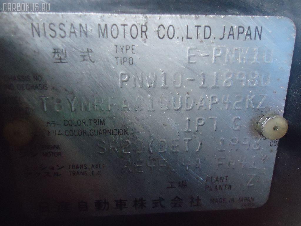 Ремень безопасности NISSAN AVENIR PNW10 SR20DET Фото 3